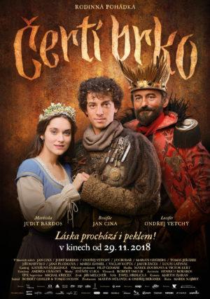 Náhled plakátu k filmu Čertí brko