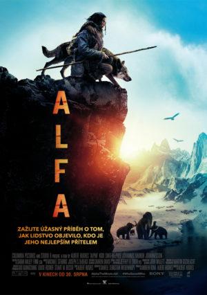 Náhled plakátu k filmu Alfa