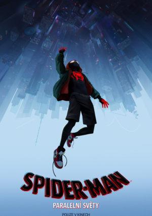 Náhled plakátu k filmu Spider-Man: Paralelní světy