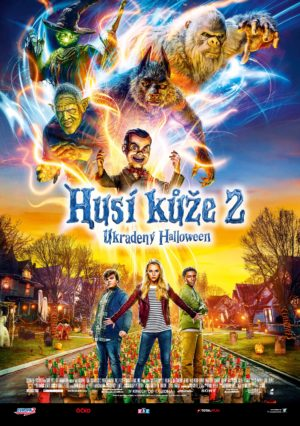 Náhled plakátu k filmu Husí kůže 2: Ukradený Halloween