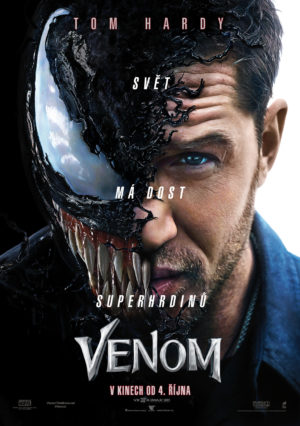 Náhled plakátu k filmu Venom
