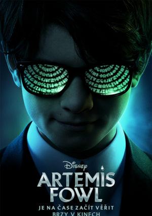 Náhled plakátu k filmu Artemis Fowl