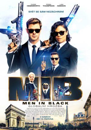 Náhled plakátu k filmu Muži v černém: Globální hrozba