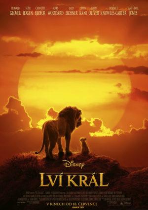 Náhled plakátu k filmu Lví král