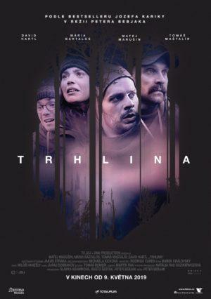 Náhled plakátu k filmu Trhlina