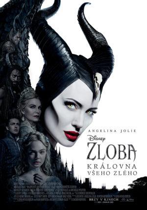 Náhled plakátu k filmu Zloba: Královna všeho zlého