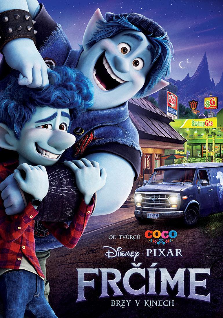 Frčíme - Pixar 2020