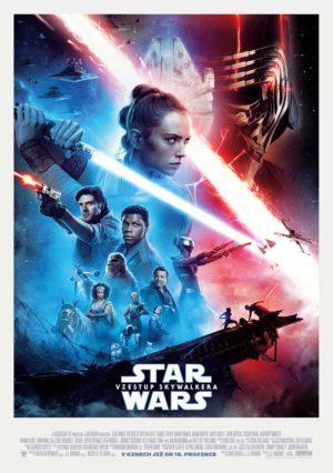 Náhled plakátu k filmu Star Wars:<br>Vzestup Skywalkera