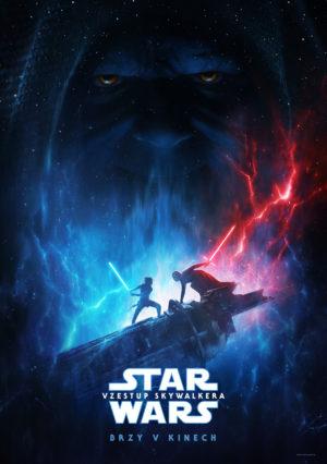 Náhled plakátu k filmu Star Wars: Vzestup Skywalkera