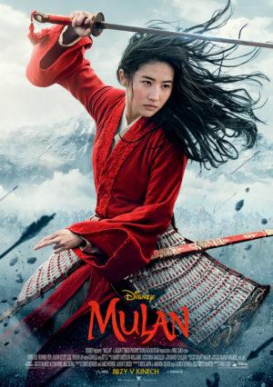 Náhled plakátu k filmu Mulan