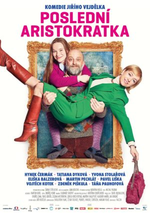 Náhled plakátu k filmu Poslední aristokratka