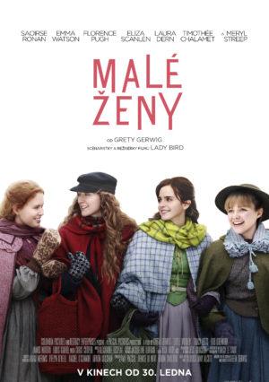 Náhled plakátu k filmu Malé ženy