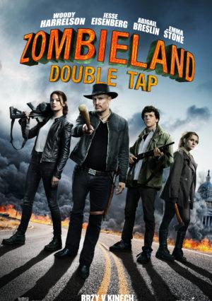 Náhled plakátu k filmu Zombieland 2: Rána jistoty