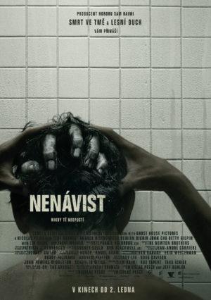 Náhled plakátu k filmu Nenávist