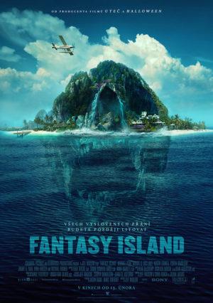 Náhled plakátu k filmu Fantasy Island