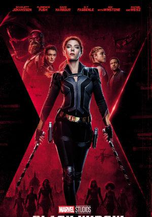 Náhled plakátu k filmu Black Widow