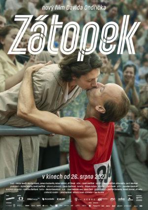 Náhled plakátu k filmu Zátopek