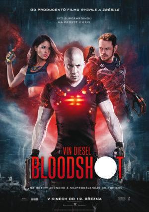 Náhled plakátu k filmu Bloodshot