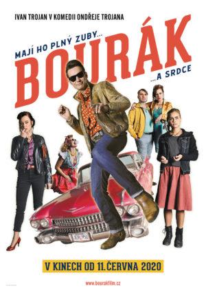 Náhled plakátu k filmu Bourák