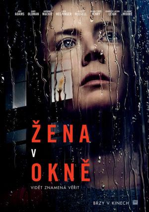 Náhled plakátu k filmu Žena v okně