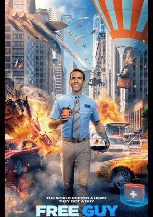 Náhled plakátu k filmu Free Guy