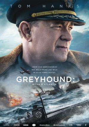 Náhled plakátu k filmu Greyhound: Bitva o Atlantik