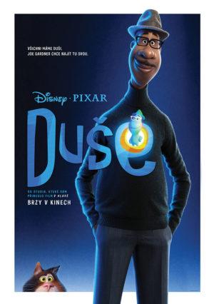 Náhled plakátu k filmu Duše