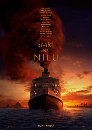 Náhled plakátu k filmu Smrt na Nilu