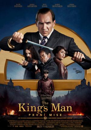 Náhled plakátu k filmu Kingsman: První mise