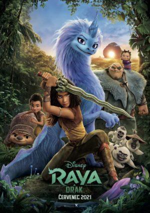 Náhled plakátu k filmu Raya a drak