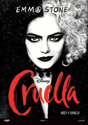 Náhled plakátu k filmu Cruella