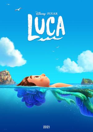 Náhled plakátu k filmu Luca