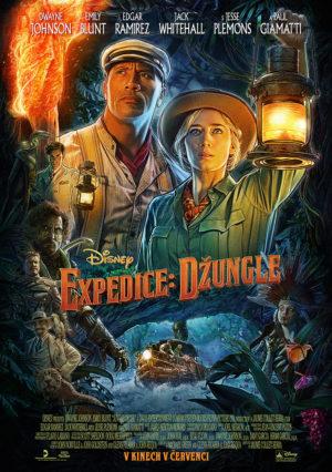 Náhled plakátu k filmu Expedice: Džungle