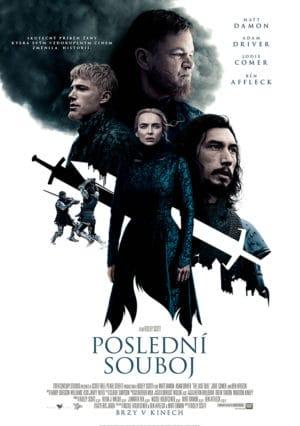 Náhled plakátu k filmu Poslední souboj