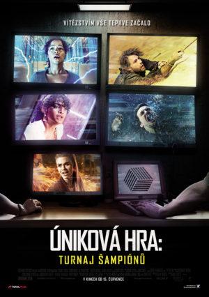 Náhled plakátu k filmu Úniková hra: Turnaj šampiónů