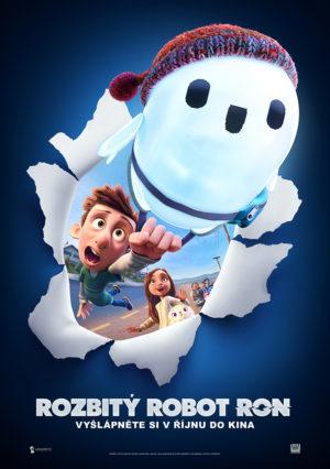 Náhled plakátu k filmu Rozbitý robot Ron