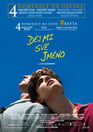 Náhled plakátu k filmu Dej mi své jméno
