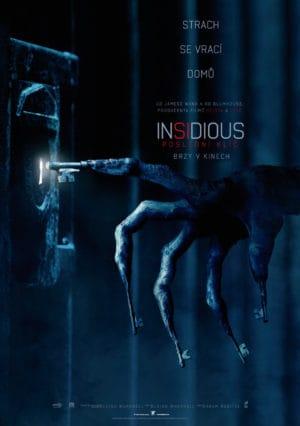 Náhled plakátu k filmu Insidious: Poslední klíč