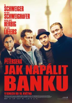 Náhled plakátu k filmu Jak napálit banku