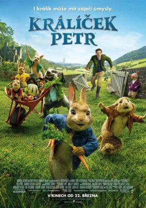 Náhled plakátu k filmu Králíček Petr