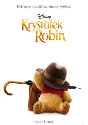 Náhled plakátu k filmu Kryštůfek Robin