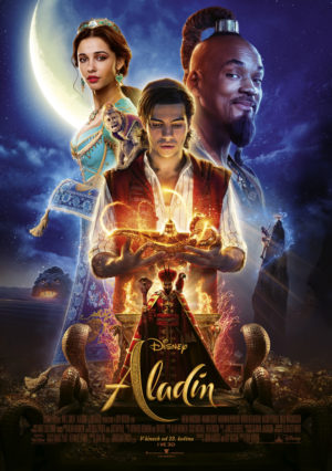 Náhled plakátu k filmu Aladin