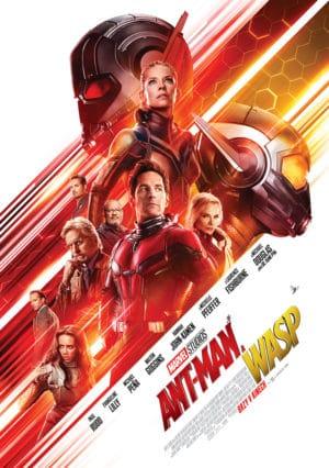 Náhled plakátu k filmu Ant-Man a Wasp