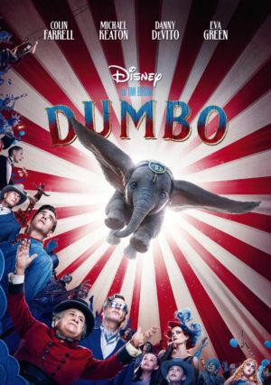 Náhled plakátu k filmu Dumbo