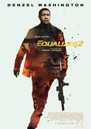 Náhled plakátu k filmu Equalizer 2