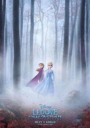 Náhled plakátu k filmu Ledové království II