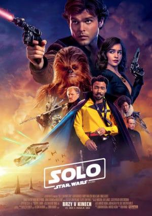 Náhled plakátu k filmu Solo: Star Wars Story