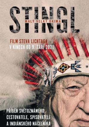 Náhled plakátu k filmu Stingl - Malý velký Okima
