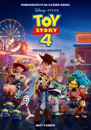 Náhled plakátu k filmu Toy Story 4: Příběh hraček