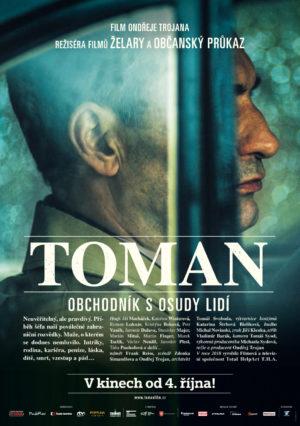 Náhled plakátu k filmu Toman